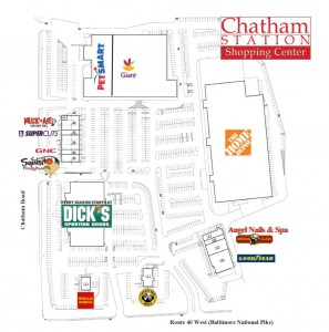 3.18 Chatham Station Site Plan With Store Names