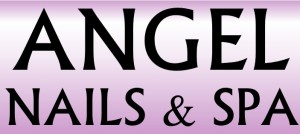 Angel Nails & Spa Logo for Website