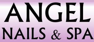 Angel Nails & Spa Logo for Website
